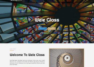 WELE GLASS