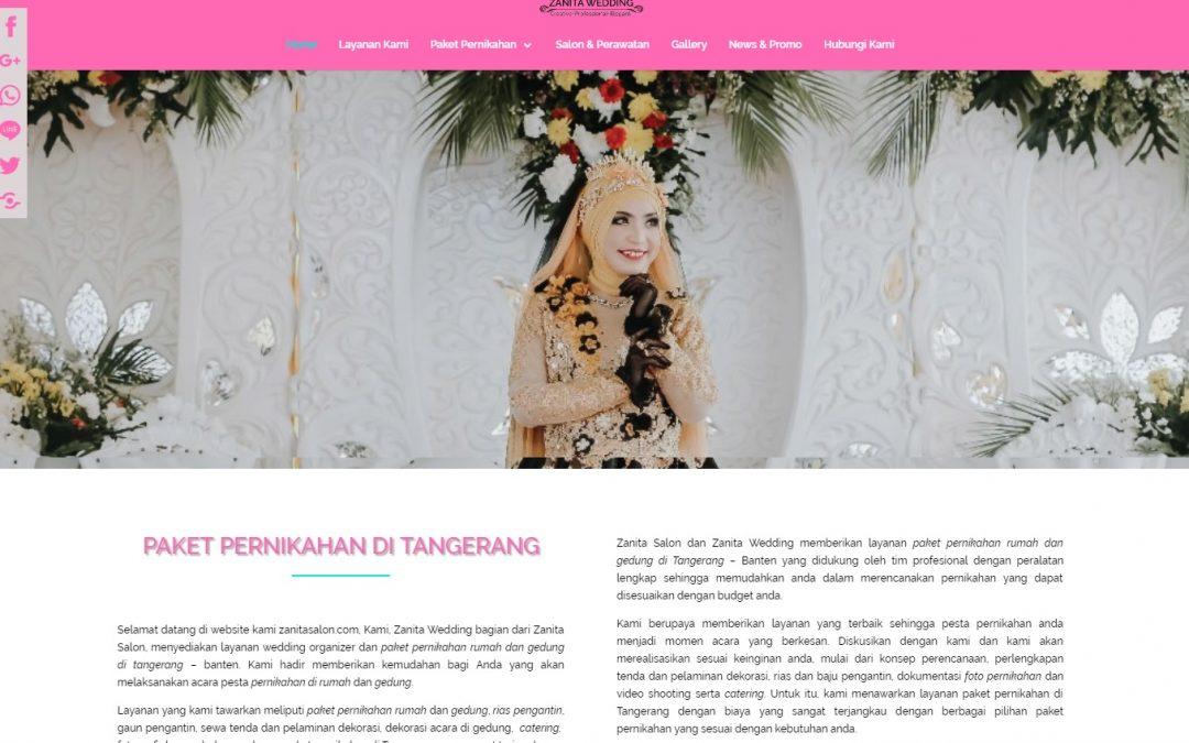 ZANITA WEDDING ORGANIZAR
